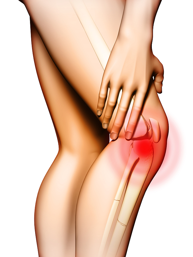 Rod Cedaro knee pain